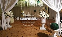 The Memories Flowers Decoration and Lighting
