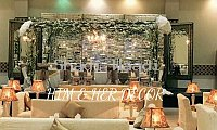 HIM & HER Wedding Decor