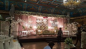 Royal Fort Marquees by Mughal-e-Azam