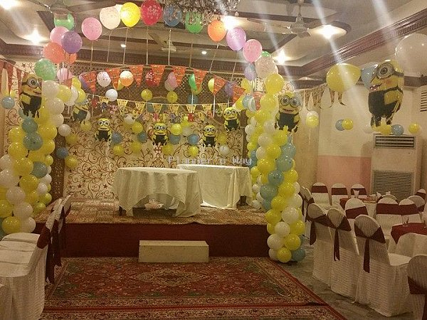 City Marriage And Banquet Hall